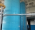 Резервуары по 40 куб. м. для  горячей воды