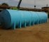 Накопительная емкость 40 м3 для воды