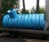 Подземный резервуар 80 кубов (80м3) для воды