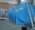 Емкость пластиковая 80 кубовая (80м3) для воды и топлива